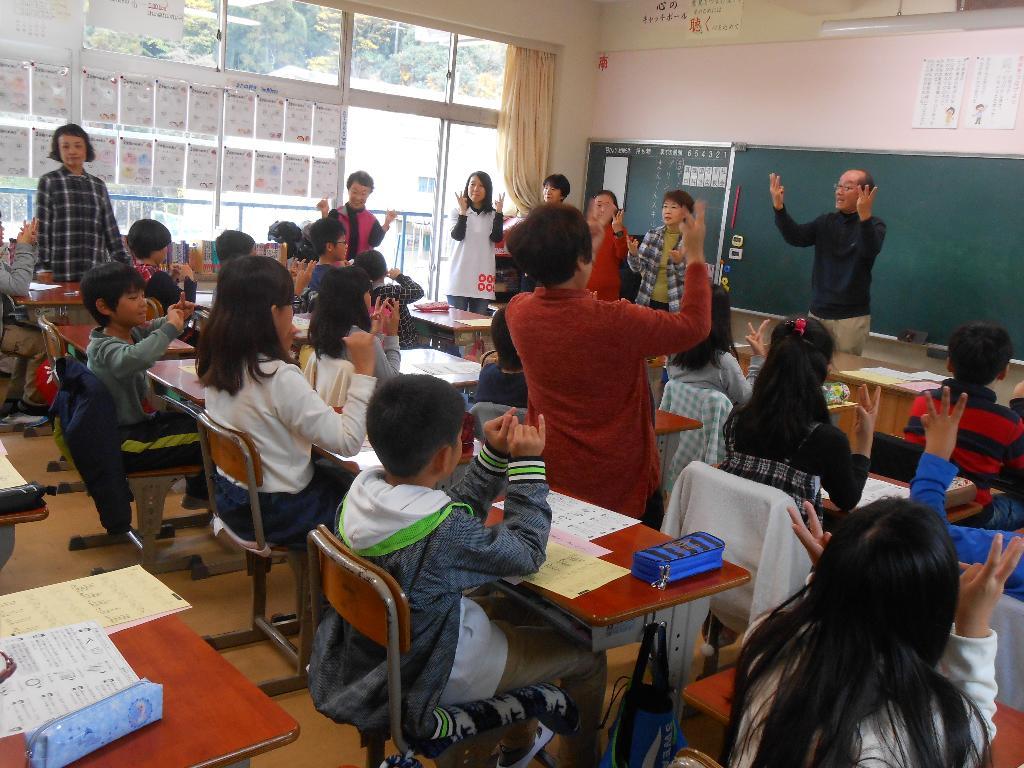 福祉協力校活動事業(九度山町)