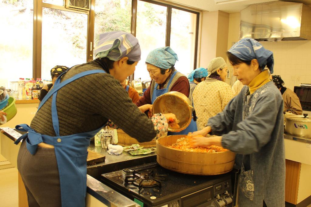 生きがい活動支援デイサービス(古座川町)