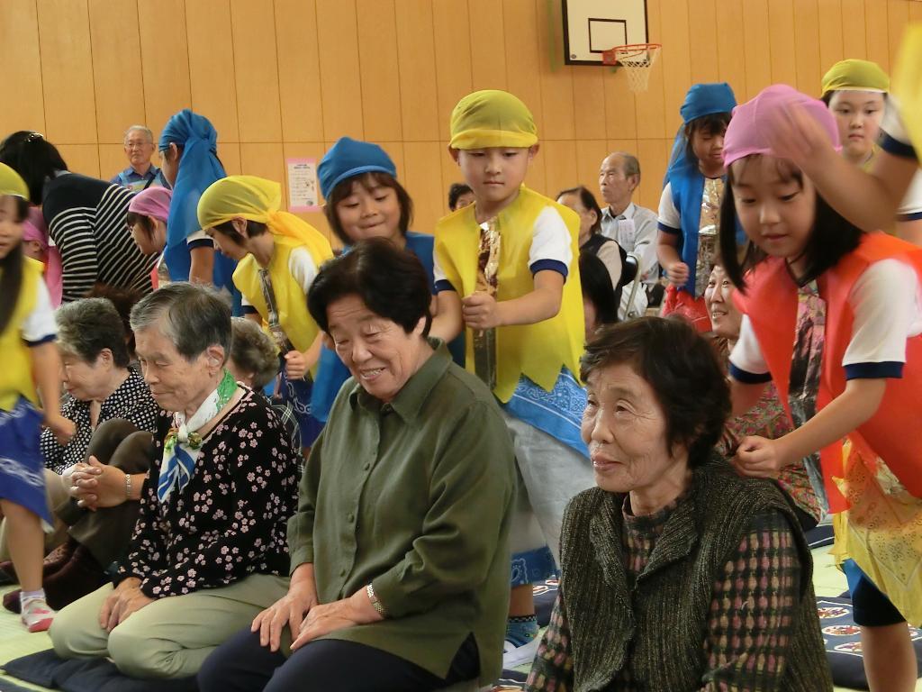 白崎小学校ボランティア協力校事業(由良町)