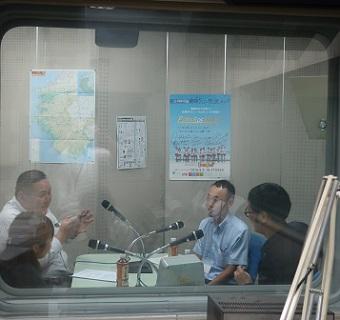 ラジオ収録 ラジオ放送日決定!